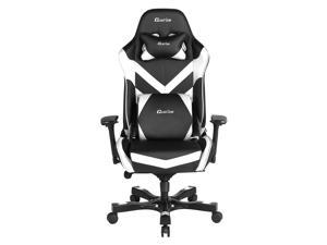 Clutch Chairz Throttle Series Charlie THC99BW Gaming Chair (Black/White)