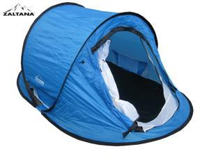 "Zaltana Pop Up Tent (size:106""x65""x43"") with inner tent"