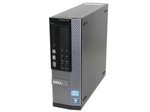 Refurbished: DELL 790 DESKTOP PC, I5 2400 3.1GHZ, 4GB RAM, 500GB HDD, DVDRW, MAR WINDOWS 10 HOME, USB KEYBOARD & ...