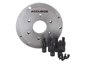 "Accusize - D1-5 Type Adaptor, Chuck Diameter = 8"", Spindle Taper = D1-5, #2600-0515"