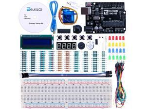 Elegoo UNO Project Upgraded Basic Starter Kit with Tutorial for Arduino
