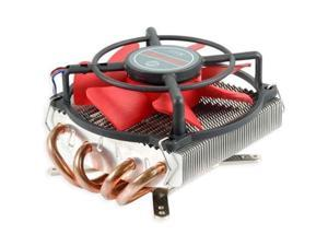 New Evercool HPKC-10025 Heatpipe Low Profile Cooler Fan i5 LGA1155 1156 AM2 AM3 FM1