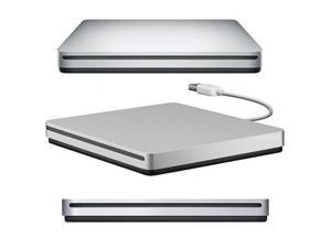 USB External Slot in CD DVD RW Drive Burner Superdrive for Apple MacBook Air Pro