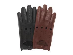Fratelli Orsini Everyday Men's Italian Lambskin Leather Driving Gloves