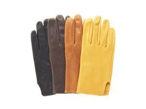 Geier Glove Men's Kangaroo Leather Slip-On Gloves