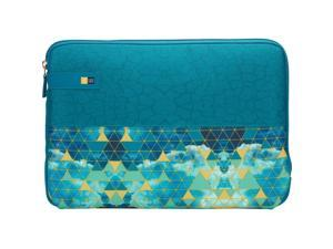 """Case Logic Hayes HAYS-111 Carrying Case (Sleeve) for 11.6"""" Notebook - Green, Blue"""