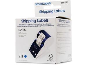 Seiko SmartLabel SLP-SRL Shipping Label