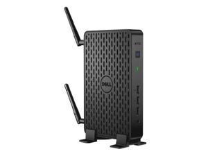 Wyse 3290 Desktop Slimline Thin Client - Intel Celeron N2807 Dual-core (2 Core) 1.58 GHz - Black