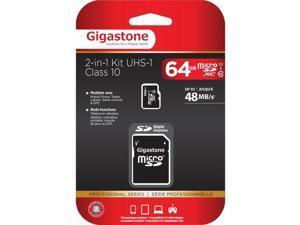 Gigastone 64 GB microSDXC