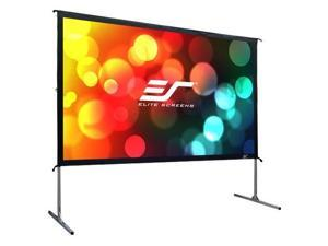 """Elite Screens Yard Master 2 OMS90H2 Projection Screen - 90"""" - 16:9 - Surface Mount"""