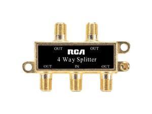 RCA VH49N 4-Way Signal Splitter