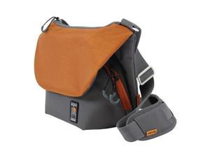 ape case AC580OR Orange Large Tech Messenger Case