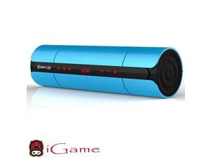 iGame Home Portable Bluetooth Speaker with NFC for Phone/Tablet/Laptop/PC - Blue