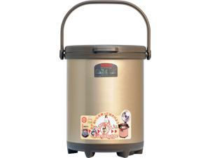 Thermos Stainless Steel Vacuum Insulated Shuttle Chef Carry Out 6.0L Thermal Cooker RPC-6000