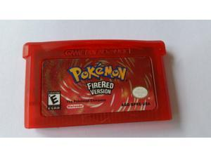 Nintendo Pokemon Fire Red Version for Gameboy Advance