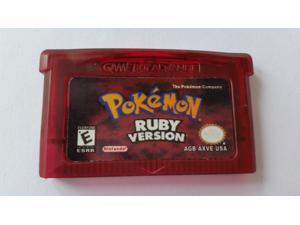 Nintendo Pokemon Ruby Version For Gameboy Advance