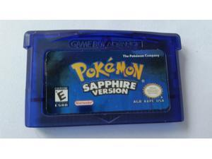Nintendo Pokemon Sapphire Version For Gameboy Advance