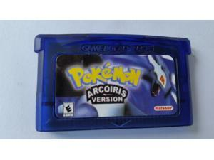 Nintendo Pokemon Arcoiris Version For Gameboy Advance