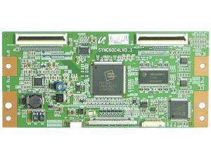 Nec LJ94-02825D Control Board SYNC60C4LV0.3 L408TM P401