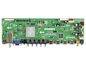 Rca 1A2F1300 Main Board T.RSC8.1E 11481 46LB45RQ