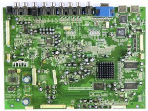 Astar 7536T3205022A Main Board MT8202C.PCB LTV-32ASB