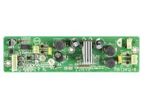 Rca AUPF6AA3 Digital Board 715T2412-B L32WD22