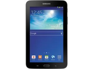 "SAMSUNG 7.0"" Galaxy Tab E Lite Quad Core Processor 1.30 GHz 8 GB Flash Storage Android 4.4 (KitKat) Tablet"