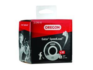 Oregon® Gator® SpeedLoad™ Cutting System Replacement Line / 24-200 and 24-250 • .095 • 10-pack