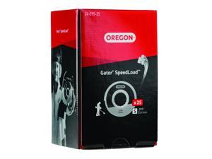 Oregon® Gator® SpeedLoad™ Cutting System Replacement Line / 24-200 and 24-250 • .095 • 25-pack
