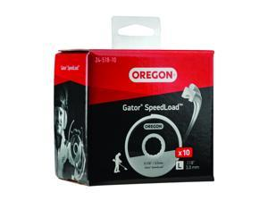 Oregon® Gator® SpeedLoad™ Cutting System Replacement Line / 24-500 • .118 • 10-pack