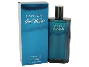 Davidoff Cool Water 6.7 oz / 200 ML Eau De Toilette  *New in box* DC6894