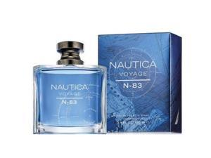 NAUTICA VOYAGE N-83 Eau De Toilette 3.4 oz / 100 ml Sealed