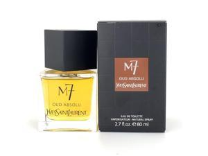 M7 Oud Absolu by Yves Saint Laurent EDT Spray 2.7 oz / 80 ml La Collection Edition