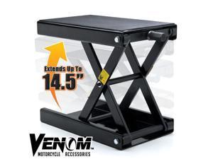 Venom® Motorcycle Center Jack Hoist Scissor Lift Stand For Vespa LX GTS GTV 250 Sprint Sport Rally