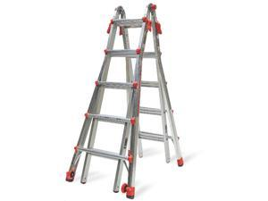 Little Giant Velocity Multi-Use Ladder Model 22, Type 1A 300-lb Duty Rating, 15422-001