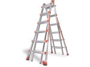 Little Giant Ladder Classic Model 26, Type 1A 300-lb Duty Rating, 10126LG