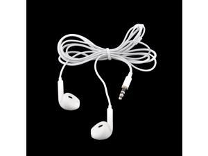 High Quality Earphone Headphone For iPhone 4/4S/5-White
