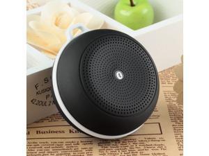 Y3 Portable Mini Wireless Bluetooth V4.0 Outdoor Handsfree Speaker w/ Mic, TF - Black