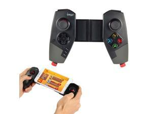PG-9055 Red Spider Stretchable Bluetooth Gamepad Game Controller for iPhone / iPad / Samsung and More - Black