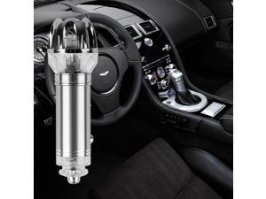 Car Anion Air Purifier Oxygen Bar Lonizer Air Freshener,Remove Smoke  Pollen PM 2.5 Fine Particles and Kill Harmful Bacteria & Viruses