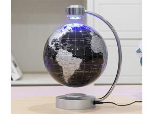 Home Decoration Electronic Glowing Magnetic Levitation Floating Globe for Home/office/dorm/gift