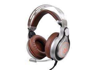 Hot Sale headphones 7.1 Professional shock USB gaming headset Wired Stereo Gaming Headphone with Microphone