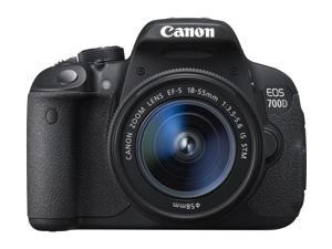 Canon EOS 70D Digital SLR Camera with 18-135mm STM Lens International Version