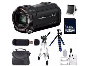 Panasonic HC-V770K Full HD Camcorder Bundle 5
