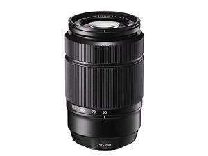 Fujifilm Fujinon XC 50-230mm F4.5-6.7 Black Camera Lens (International Model)  [White Box]