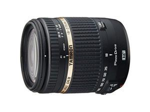 Tamron Auto Focus 18-270mm f/3.5-6.3 VC PZD All-In-One Zoom Lens for Canon DSLR, Model BOO8E Filter Size 62mm (International Model)
