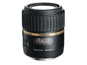 Tamron AF 60mm f/2.0 SP DI II LD IF 1:1 Macro Lens for Sony Digital SLR Cameras (Model G005S) (International Model)