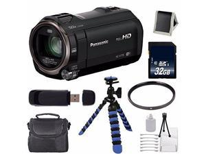 Panasonic HC-V770K Full HD Camcorder Bundle 2