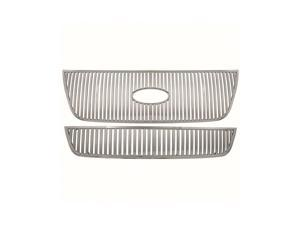 Ford Expedition Cci 2003-2006 Ford Expedition Chrome Grille Overlay IWCGI43