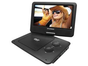 "SYLVANIA SDVD9020B-BLACK 9"" Portable DVD Players with 5-Hour Battery (Black)"